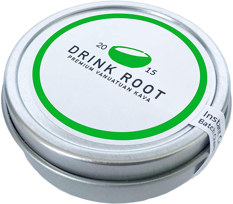 DrinkRoot Premium Instant Raw Kava Juice