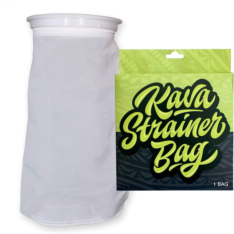 Kavafied Pro Premium Commercial Grade Kava Strainer Bag